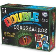 Double dos Dinossauros - Idade + 7 anos - Embalagem 28 x 20 x 6 cm