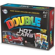 Double Hot Cars - Idade + 7 anos - Embalagem: 28 x 20 x 6cm.