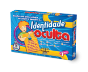 Identidade Oculta + 7 anos - Embalagem 46,5 x 30,0 x 6,0 cm.