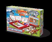 Kit Pintura dos Aviões Turbo Max + 5 anos