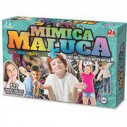 Mímica Maluca - idade + 7 anos - Embalagem 42 x 28 x 8cm.