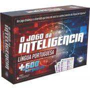 O Jogo da Inteligência - Idade + 8 anos - Embalagem 42 x 28 x 8 cm.