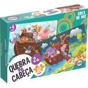 Puzzle Arca de Noé - 60 Peças / idade + 4 anos.