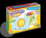 Soletrando Kids + 4 anos - Embalagem 28 x 20 x 6 cm.