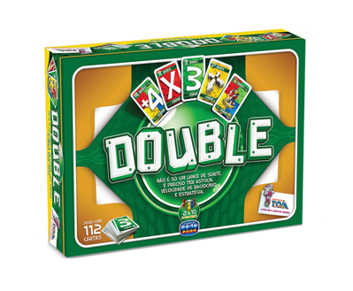 Double + 7 anos / CAN CAN/ UNO