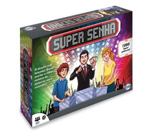 Super Senha + 8 anos