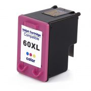 CARTUCHO HP 60 XL COLOR COMPATIVEL