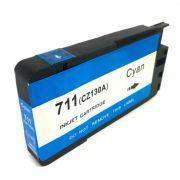 CARTUCHO HP 711 XL CYAN - COMPATIVEL
