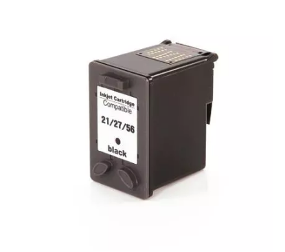 CARTUCHO COMPATIVEL HP 21/27/56 BLACK