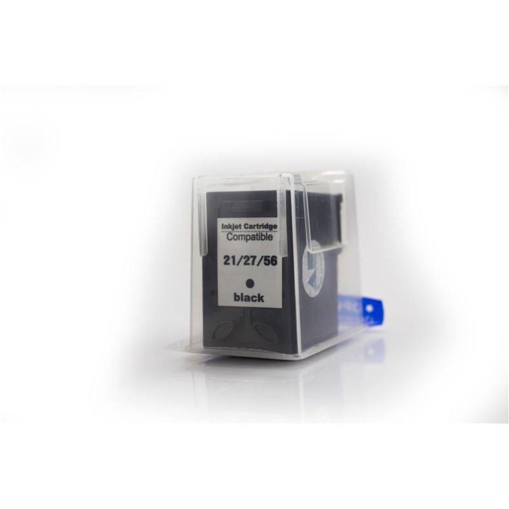 Cartucho HP 21 / 27 / 56 Black Compativel