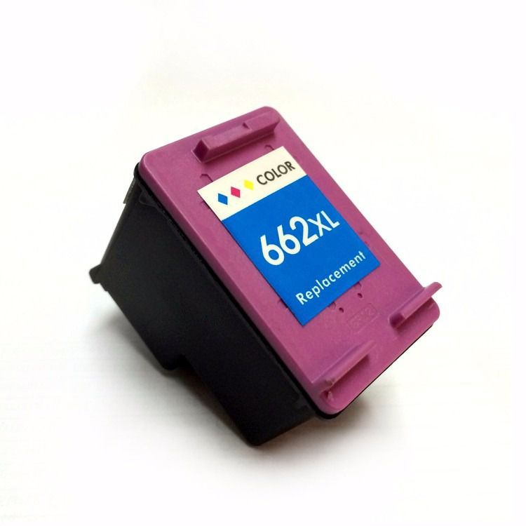 CARTUCHO HP 662 XL COLOR COMPATIVEL