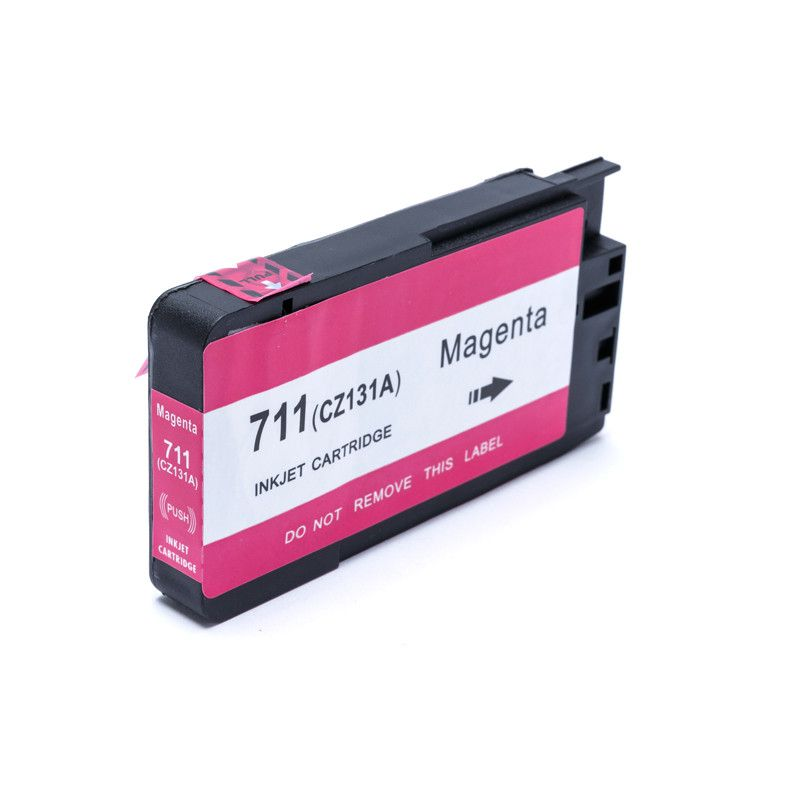 CARTUCHO HP 711 XL MAGENTA - COMPATIVEL