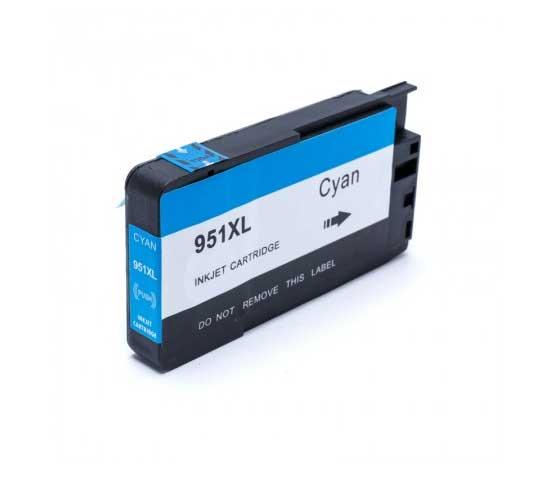 Cartucho HP 951XL Cyan - Compativel