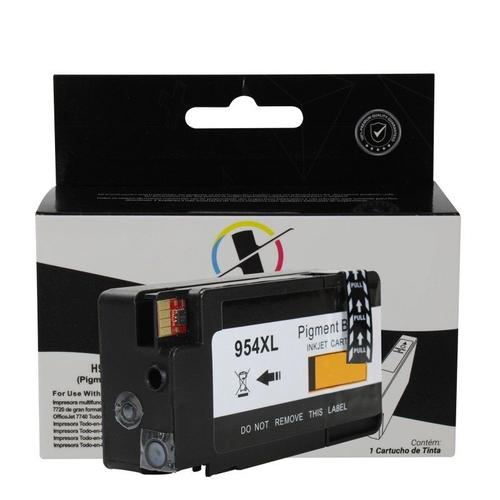Cartucho HP 954XL X-Full 50ml Black Pigmentada Compativel