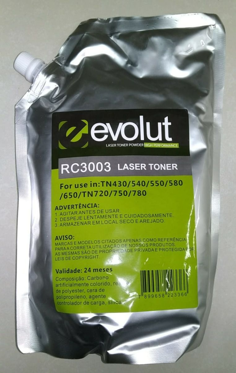 PO BROTHER EVOLUT  RC3003 1KG BAG