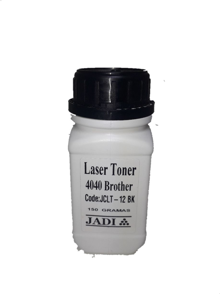 Pó de Toner Brother JADI 150gr Preto