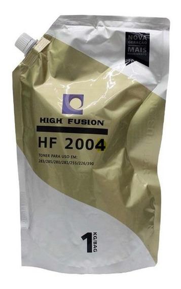 Po de Toner HP High Fusion HF2004 Universal 1kg Bag
