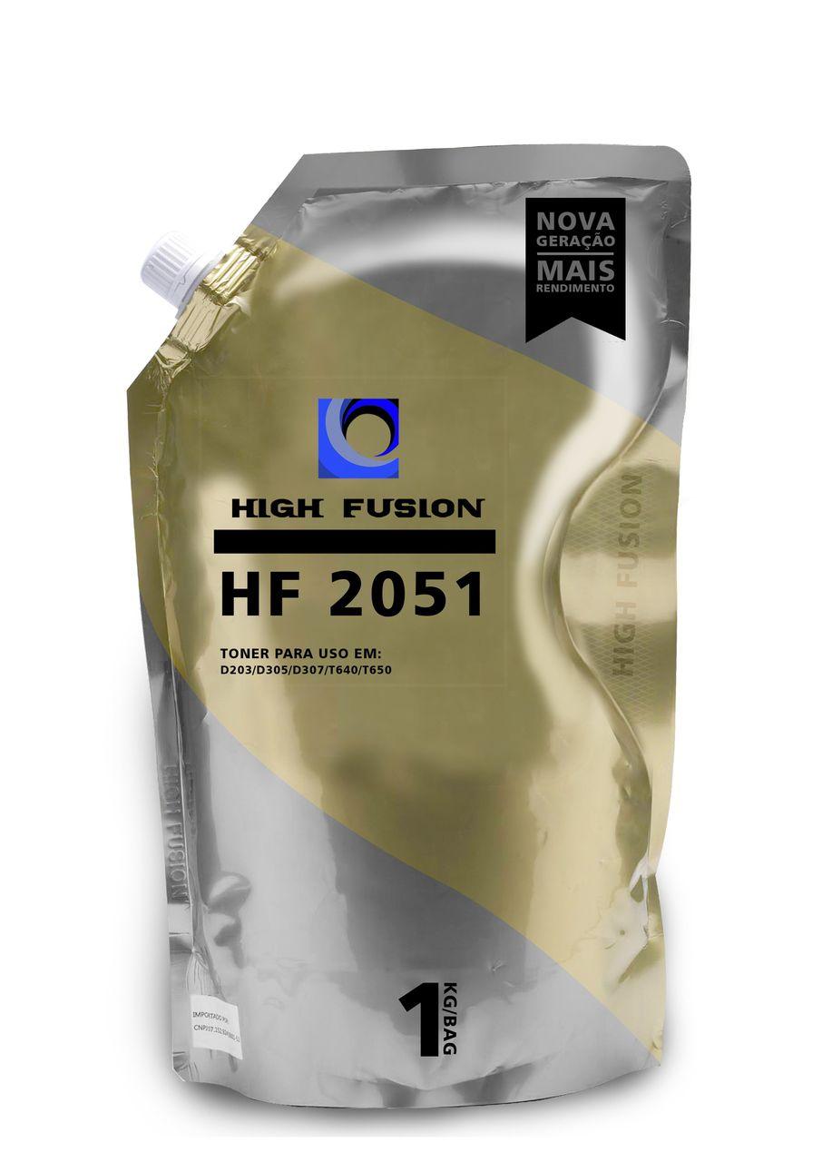 PO HIGH FUSION SAMSUNG/LEXMARK HF 2051 - 1 KG BAG