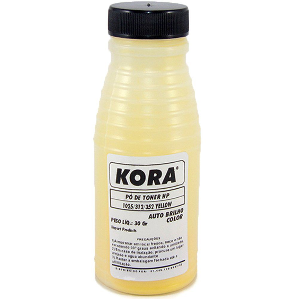 PO HP 1025 /312/352 YELLOW 30G - KORA