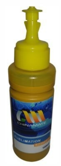 TINTA CHMT YELLOW SUBLIMATICA 100ML