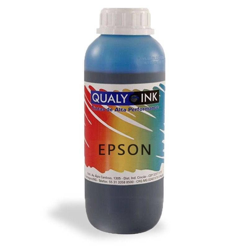 TINTA EPSON CORANTE CYAN LIGHT