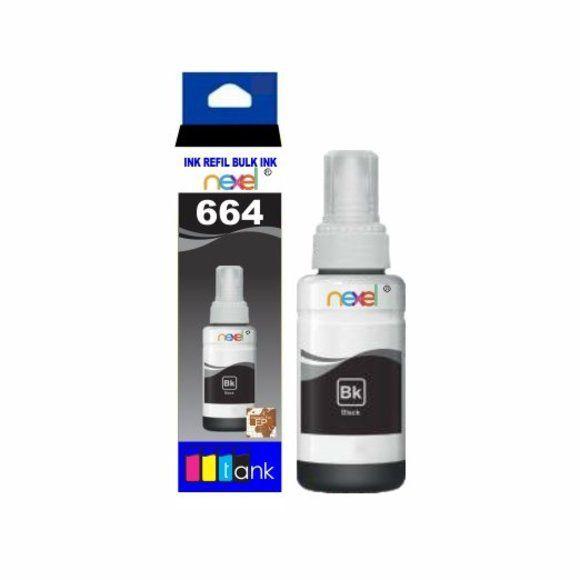 Tinta Nexel Corante 664 Black 100ml
