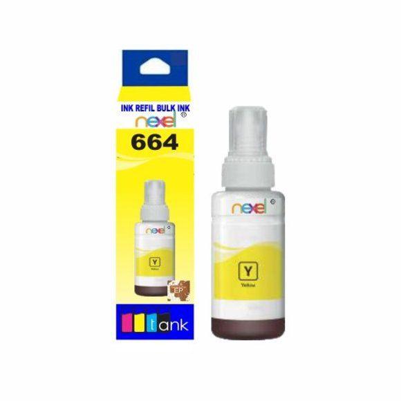 Tinta Nexel Corante 664 Yellow 100ml