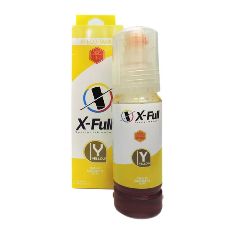 Tinta X-Full 504/544 Ultra Yellow 70ml