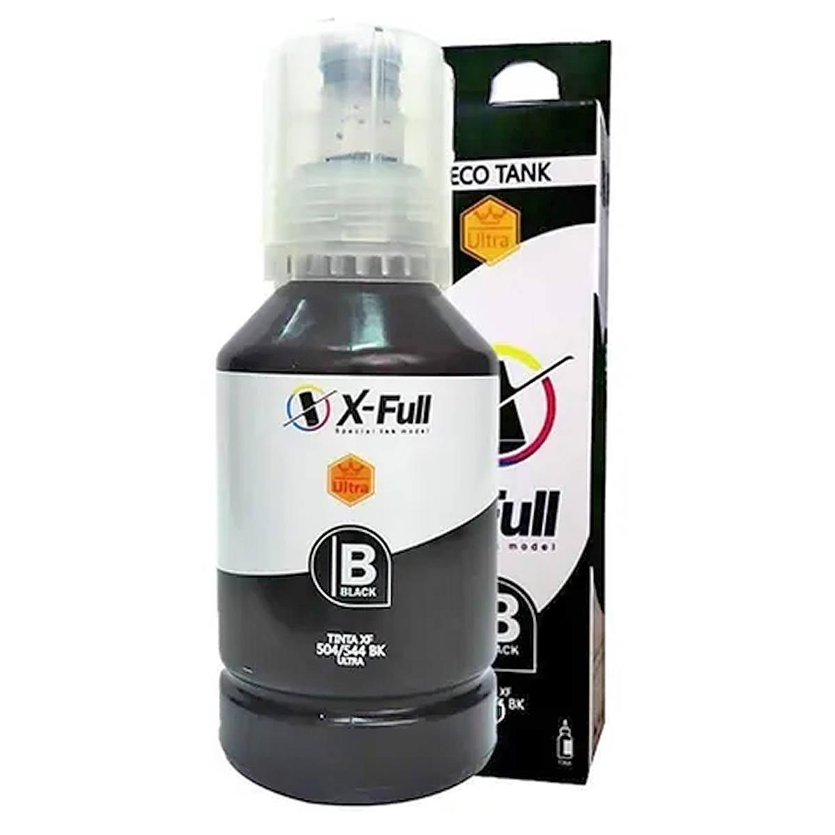 Tinta X-Full 504 Ultra Black 127ml