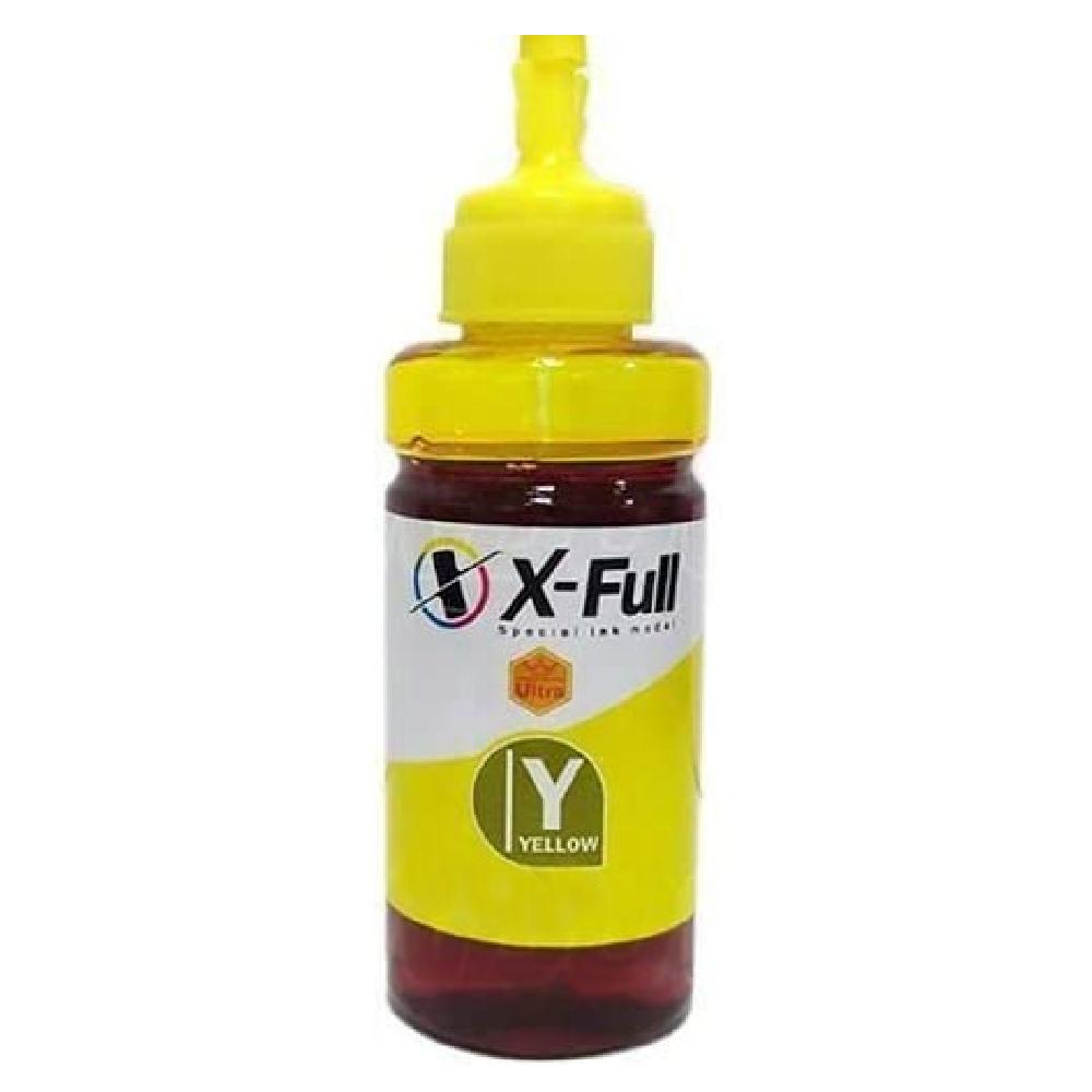 Tinta X-Full T664/774 Ultra Yellow 100ml
