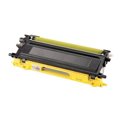 TONER COMPATIVEL BROTHER TN  115 YELLOW 4K