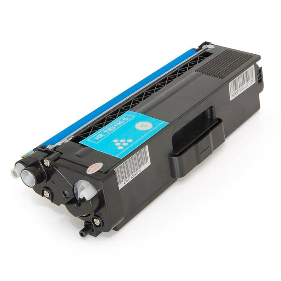 TONER BROTHER TN310/315 CYAN 1,5K - COMPATIVEL PREMIUM