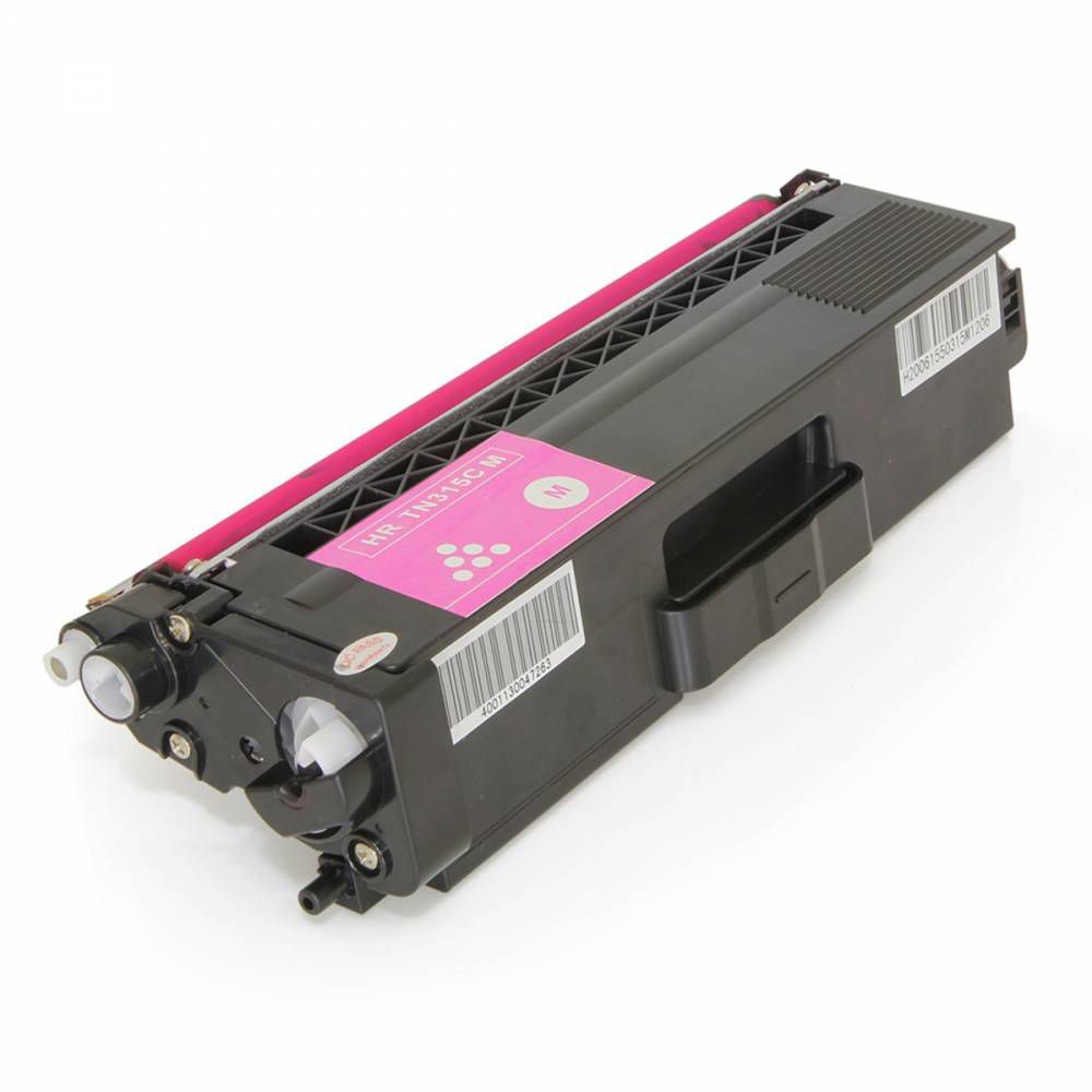 TONER BROTHER TN310/315 MAGENTA 1,5K - COMPATIVEL EVOLUT