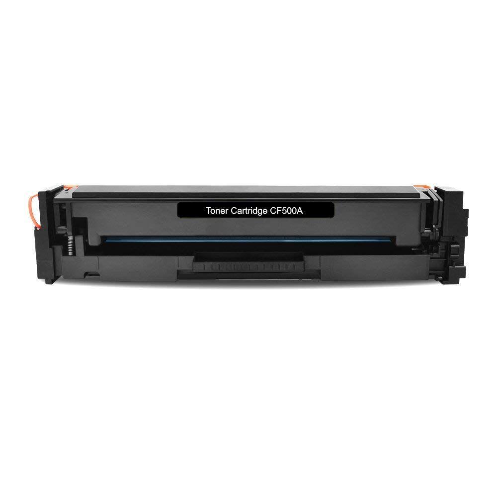 TONER HP CF500A M254 M281 BK - COMPATIVEL BYQUALY