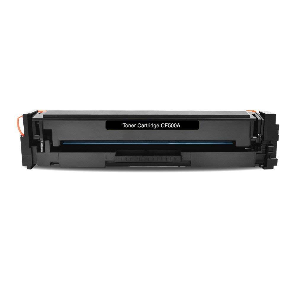 TONER HP CF500A M254 M281 BK - COMPATIVEL PREMIUM