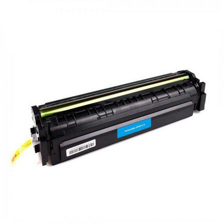 TONER HP CF501A CYAN - COMPATIVEL BYQUALY