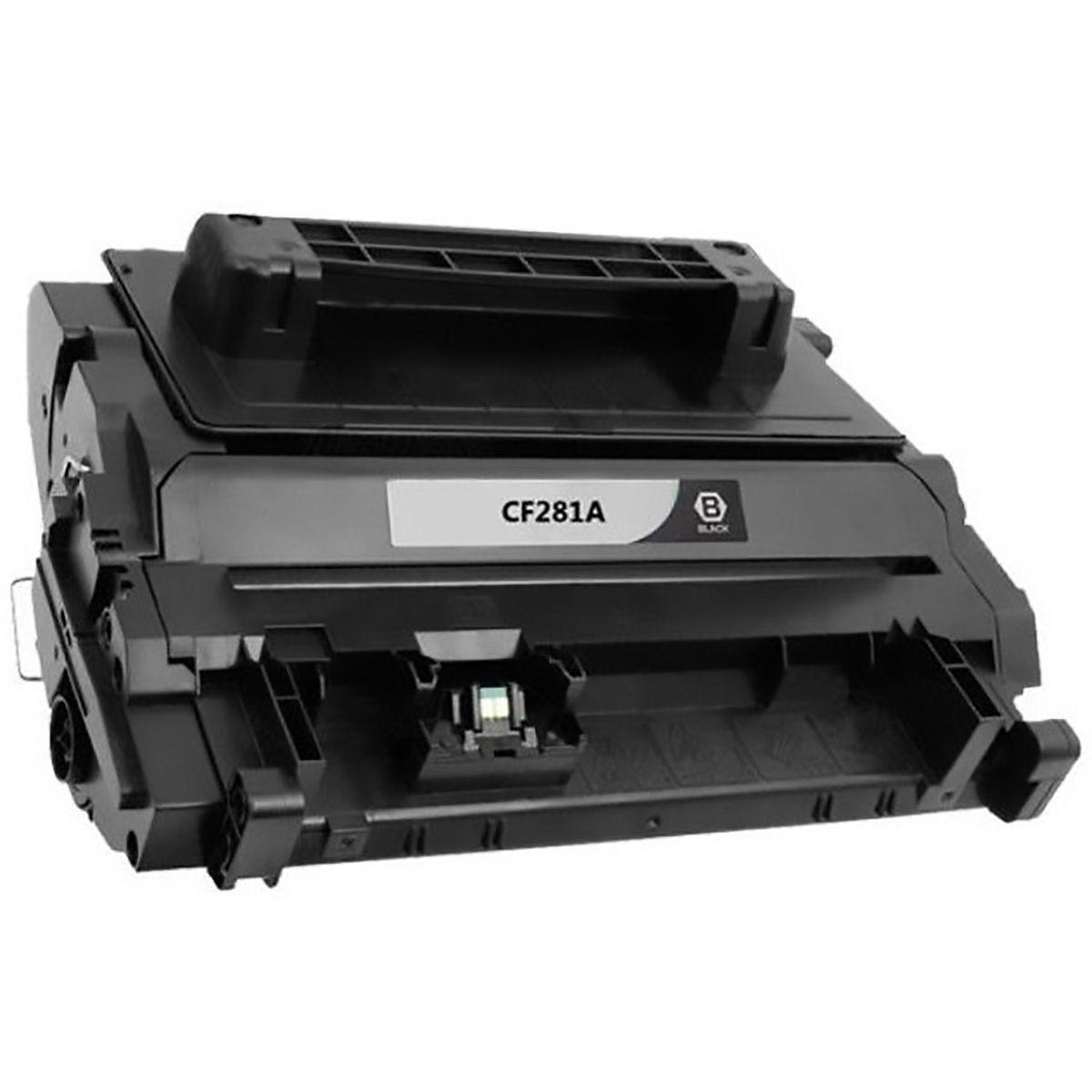 TONER HP CF281A  281a 81a m604/m605/m606/m630 10K - COMPATIVEL IMPORTADO