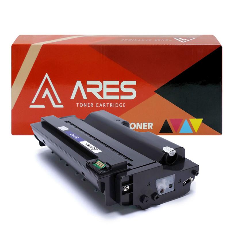 TONER RICOH COMPATIVEL C/ SP3500 SP3510/SP3400LA/SP3500XA/SP3510SF/SP3500SF 6,4K ARES