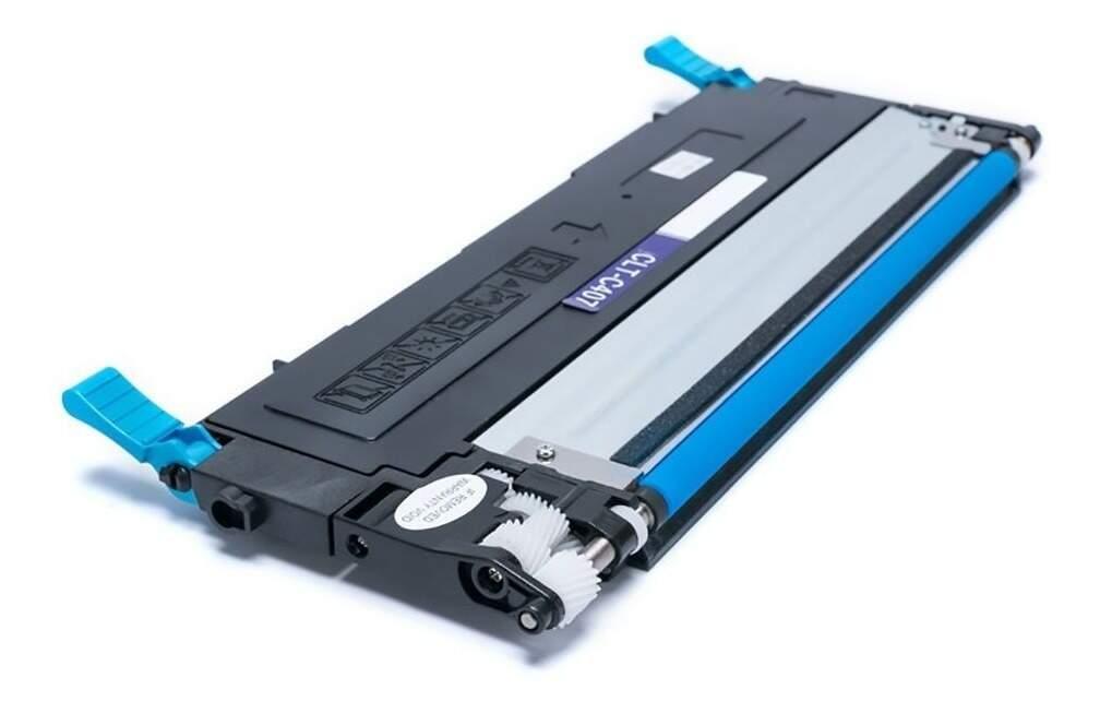 Toner Samsung CLP320/325 Cyan C407 - Compativel Premium