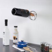 Adega Elos em aço carbono para 1 garrafa