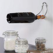 Adega Linz em aço carbono para 1 garrafa - Masutti Copat