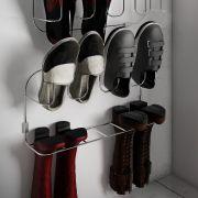 Sapateira Dupla Ohm para sapatos e botas em aço carbono - Masutti Copat