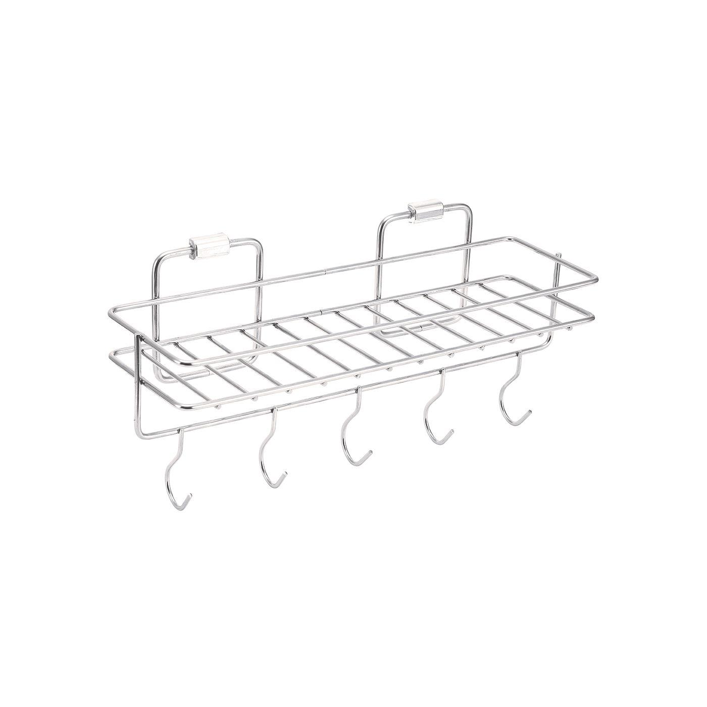 Aéreo Multiuso Flat Porta Condimentos e ganchos