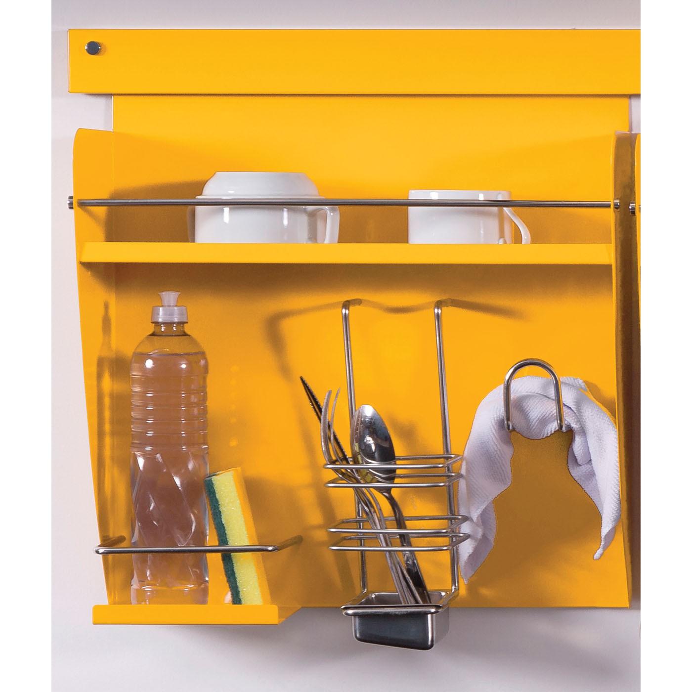 Nicho Porta Detergente Linha Colors - Cores Especiais