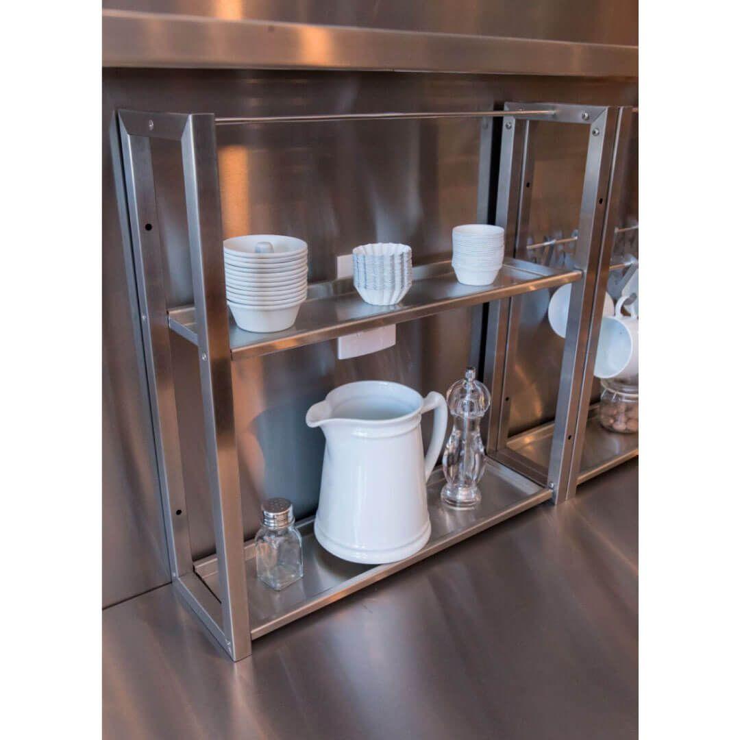 Porta Condimentos Aéreo para cozinha Air