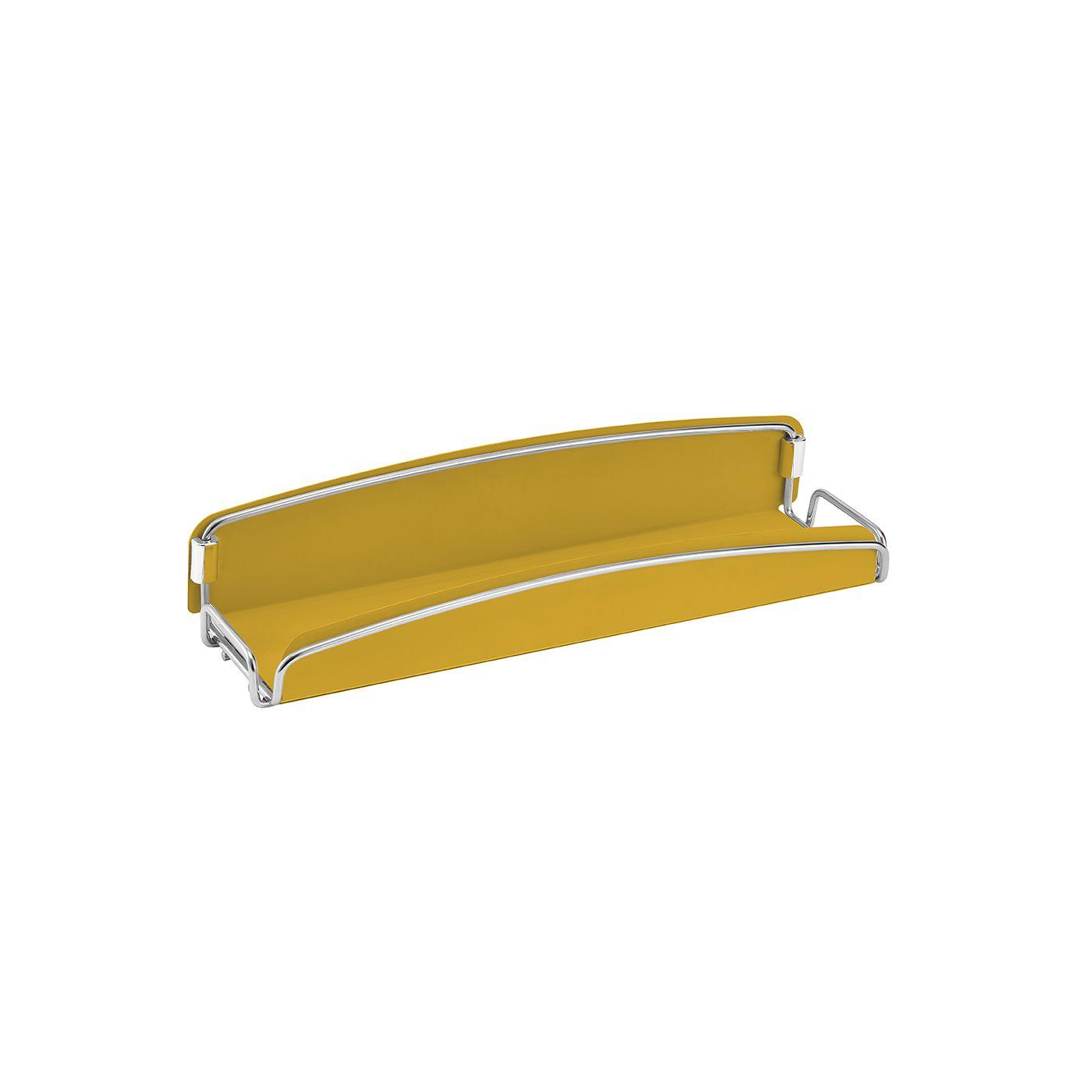 Porta condimentos menor - 400X85X110 Linha Colors Amarelo