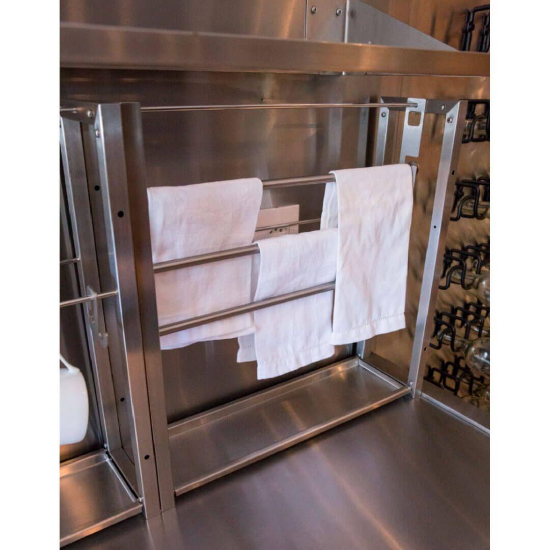 Porta Rolos Aéreo para cozinha Air