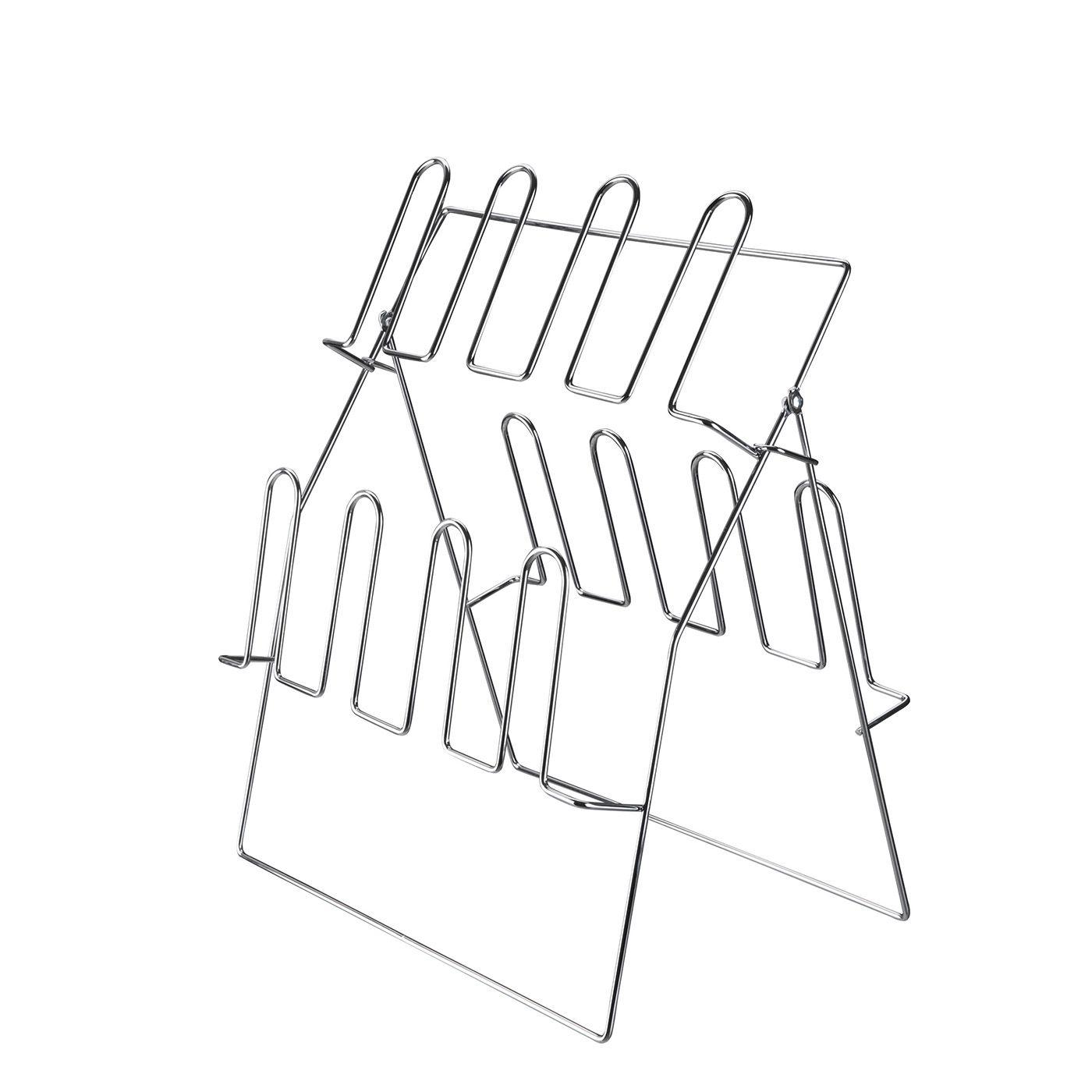 Sapateira articulada Ohm em aço carbono