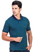 Camisa Polo Masculina Minimalista Hifen