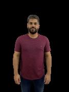 Camiseta em Listras Finas